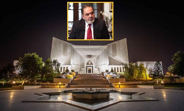 Supreme Court, Ijaz Ahmed Chaudhry, Nawaz Sharif