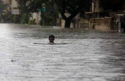 Pakistan, rain, flood warning