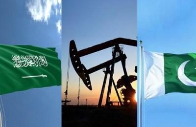 Saudi Arabia, Pakistan, oil supply