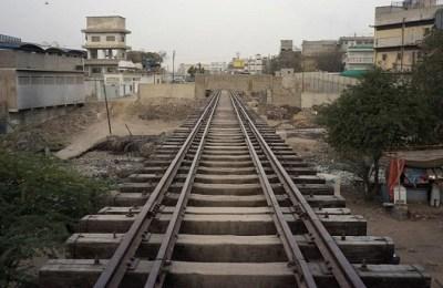 Karachi Circular Railways, KCR, Railway, Pakistan