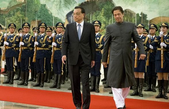 China, United States, Pakistan