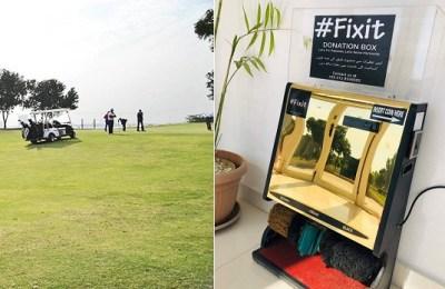 Airmen Golf Club, FixIt, Karachi, golf club