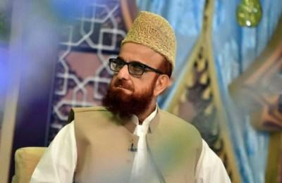 Mufti Muneeb, Ruet-e-Hilal Committee, Maulana Abdul Khabir Azad