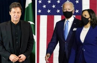 Imran Khan, Joe Biden, dirty money
