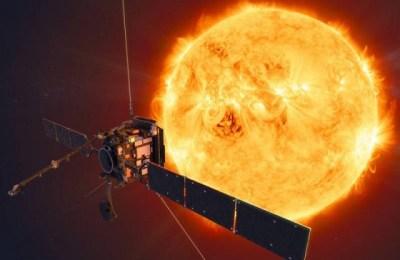 China, first solar probe, 2022, China solar probe