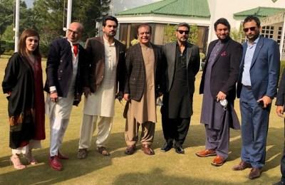 Turkish actors, Pakistani stars, Khilafah Movement, Turkey Pakistan actors
