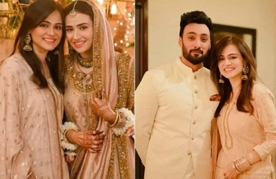 Sana Javed, Tahmina Javed, showbiz