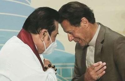 Pakistan Sri Lanka, Imran Khan, Mahinda Rajapaksa