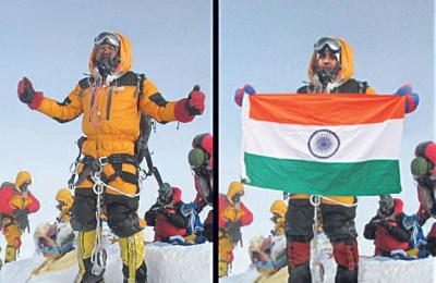 Nepal, Indian climbers, Everest summit, Nepal Indian climbers