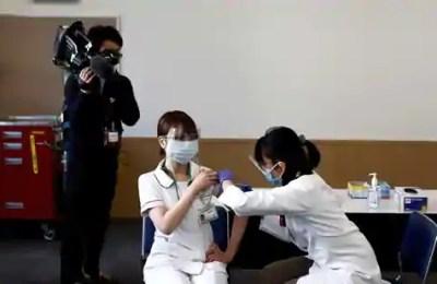 Japan, coronavirus vaccine, freezer malfunction, Japan coronavirus vaccine