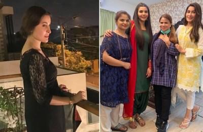 Shaista Lodhi, Nida Yasir