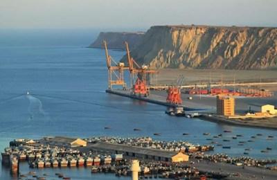 Gwadar Port, Asim Bajwa, Free Zone