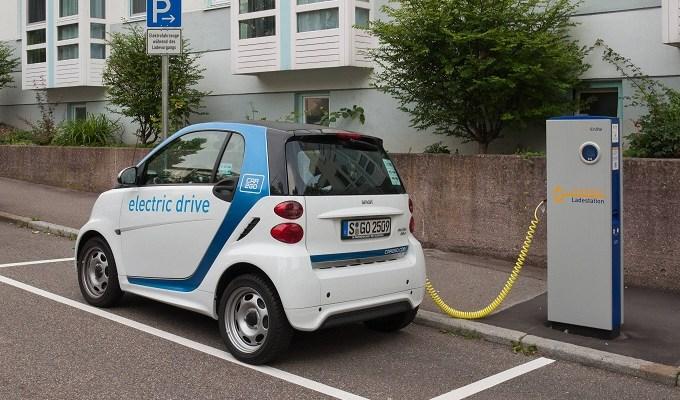 Electric car sales, Europe