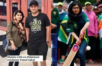Malala, Malala cricket