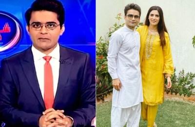 Shahzeb Khanzada, TV anchor