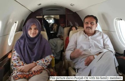 Usman Buzdar wife, Punjab, Chief Minister