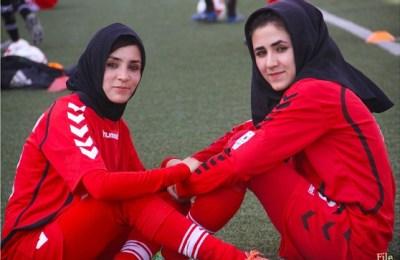 Afghan women soccer team, Afghanistan, soccer