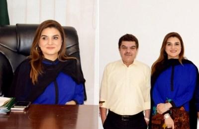 Kashmala Tariq, Mubashir Lucman, ombudsperson