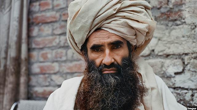 جلال الدین حقانی، بنیان گذار شبکه حقانی