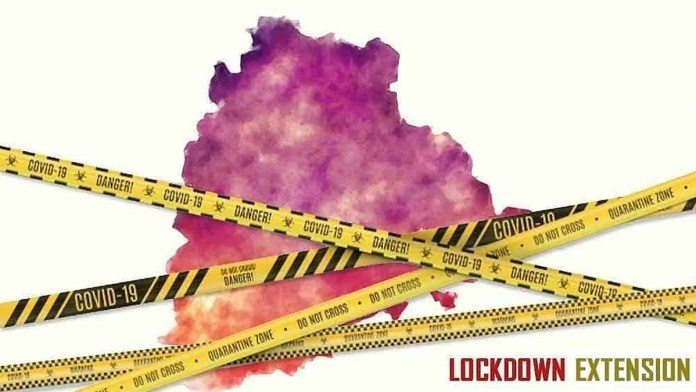 Lockdown till 29 May in Telangana, CM KCR said - will be strictly