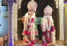 gwaliour news shri krishna mandir