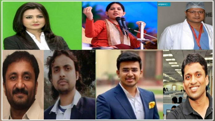 These are the 7 youth icons of India, no one really becomes influential