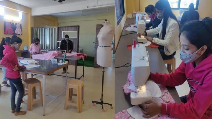 Krishna Fashion Designing Institute and Technology Seoni