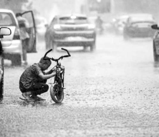 Delhi Weather Alert Yellow Alert