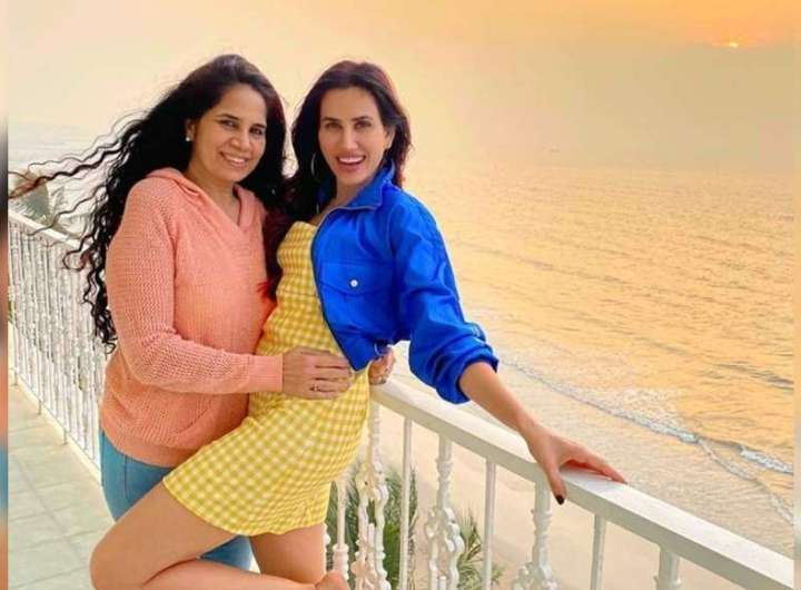 Sonnalli: Mom blossomed by creative side