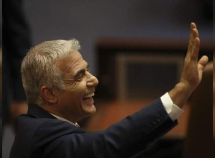 Israel's Lapid: From TV anchor to coalition architect