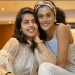 Taapsee off to Russia with sister Shagun