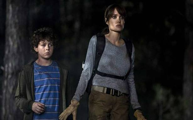 'Those Who Wish Me Dead' movie review: Angelina Jolie shines in fiery thriller
