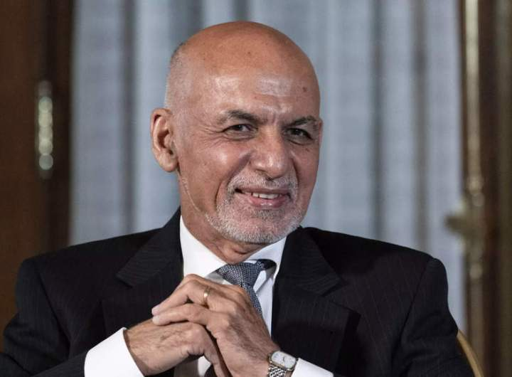 Ghani says government ready to talk with Taliban