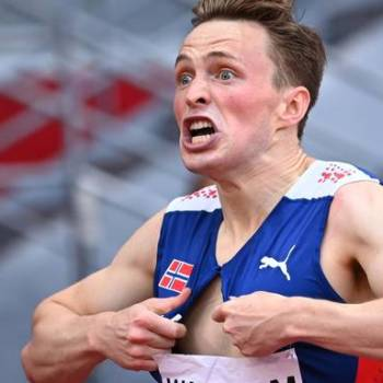 Tokyo Olympics | Norway's Karsten Warholm crushes world record in race for the ages