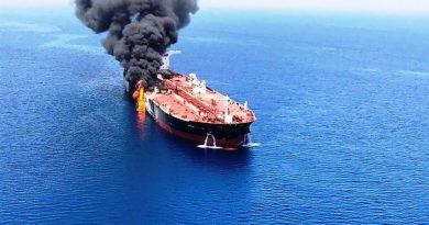 هجوم إيراني على سفينة إسرائيلية في بحر العرب