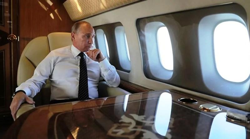 الرئيس الروسي فلاديمير بوتين مرشح لجائزة نوبل للسلام