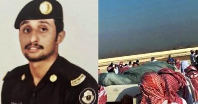حد الحرابة في قاتل الجندي هادي القحطاني في جدة بالسعودية