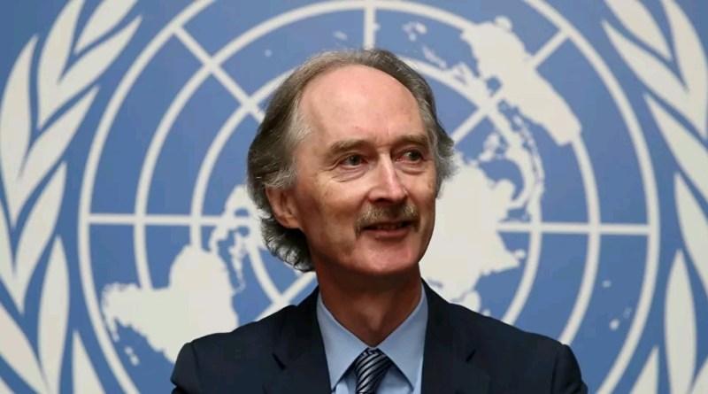 بيدرسون يتحدث عن مشكلة الجيوش المتواجدة على أراضي سوريا