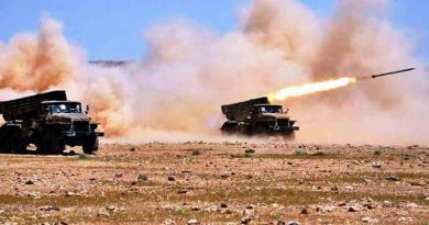 الجيش السوري يقضي على قادة من هيئة تحرير الشام