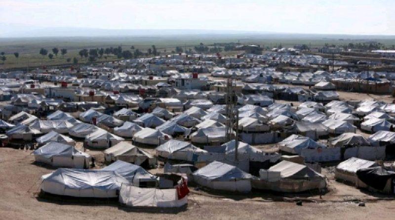 الصليب الأحمر يوثق جرائم الإدارة الذاتية بحق الطفولة في مخيم الهول
