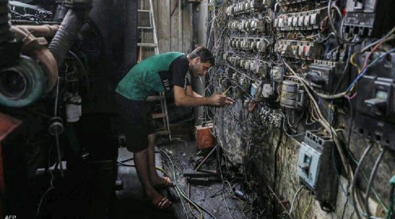 الكهرباء العراقية تعيد الكهرباء للبلاد وتتوجه لشيوخ العشائر والمواطنين بطلب