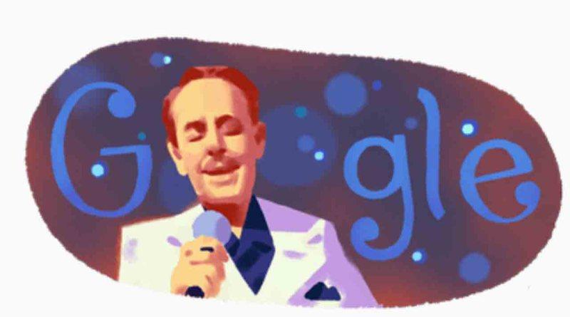جوجل يحتفل بالموسيقار ملحم بركات في عيد ميلاده الـ 76