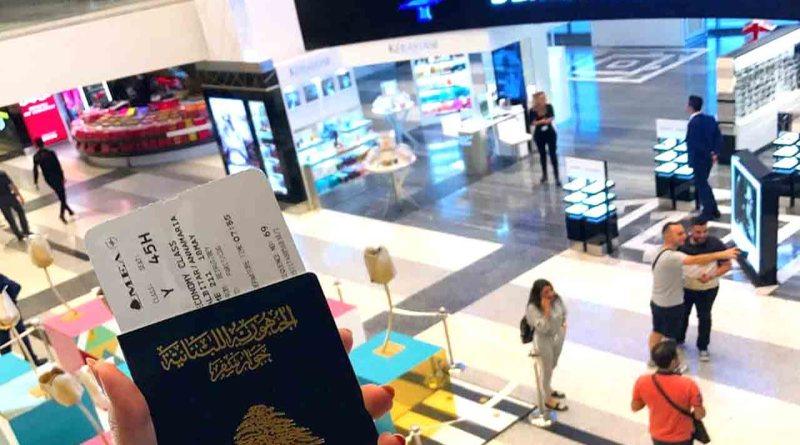 لبنان يدخل في موجة الهجرة الثالثة بحسب مرصد الأزمة