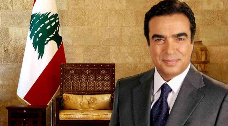 جورج قرداحي وزير الإعلام اللبناني في الحكومة الجديدة