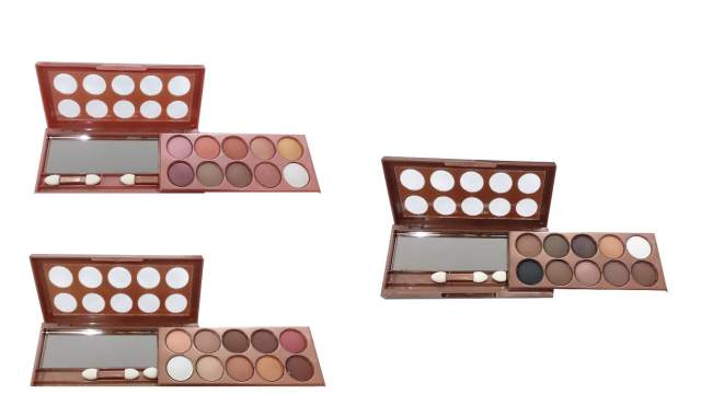 sivanna matt eyeshadow palette