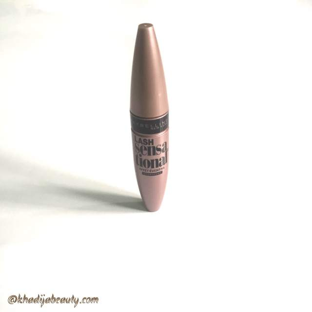 Maybelline New York Lash sensational waterproof mascara (7)