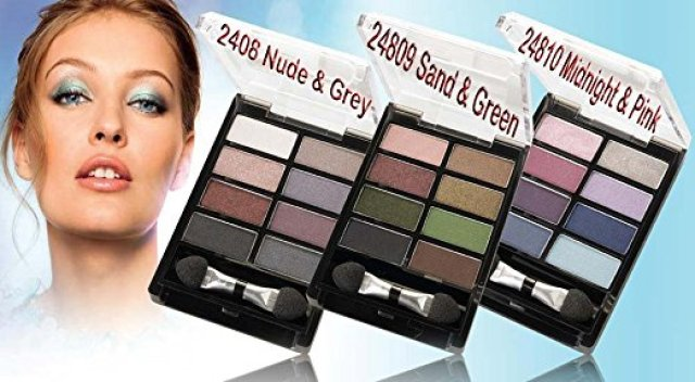 Oriflame Pure Colour Eye Shadow Palette