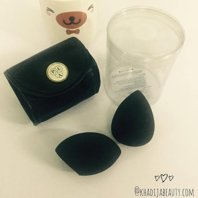 PAC ultimate beauty blender sponge review, khadija beauty