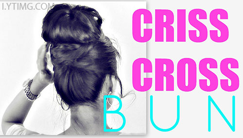 tight bun, easy hairstyles, khadija beauty