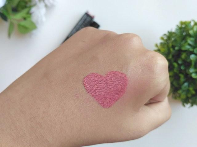BH cosmetics liquid matte lipstick endora, khadija beauty